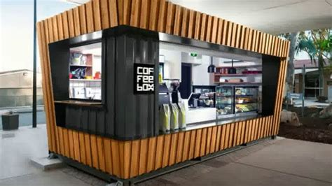 how to build a shop how to build a shipping container coffee shop how to
