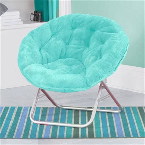 bedroom chairs for teens faux fur saucer chair dorm folding kids seat room