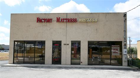 Mattress Factory San Antonio by Mattress Store Factory Mattress Location At 5628 N W