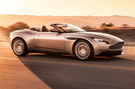 volante car aston martin db11 volante open for business car magazine