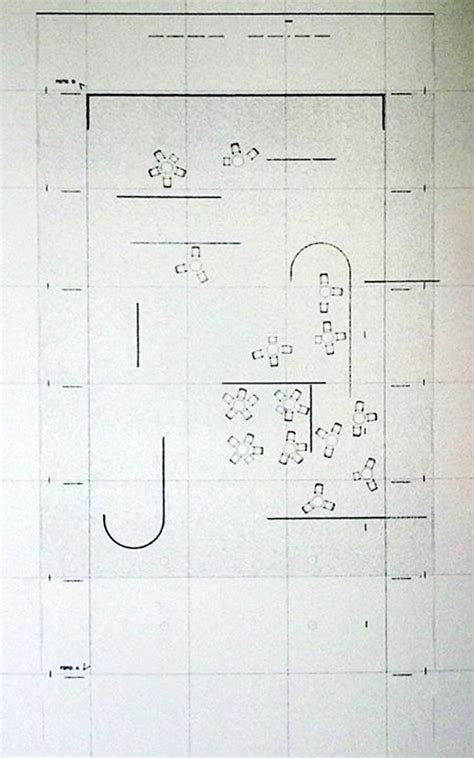 Architectural Designs Home Plans caf 233 samt amp seide by ludwig mies van der rohe and lilly