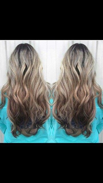 reverse ombre at home for processed blonde hair 17 best ideas about reverse balayage on pinterest blonde