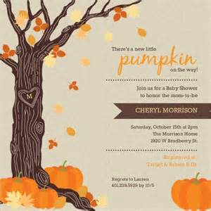 fall baby shower invitations all invitations ideas