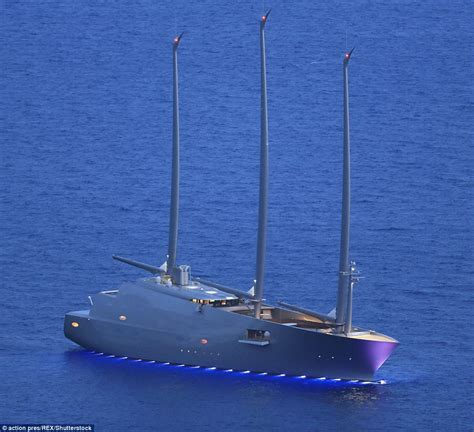 show sailing yacht wonder when the new super yacht a will show up at sbh