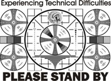 test pattern vimeo testpattern on pinterest tvs test card and television