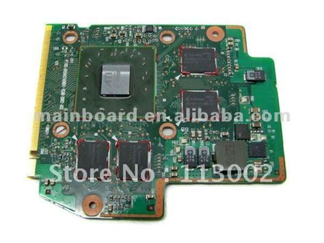 notebook graphics card for toshiba a300 series v000121530 ati mobility radeon hd 3650 256m in