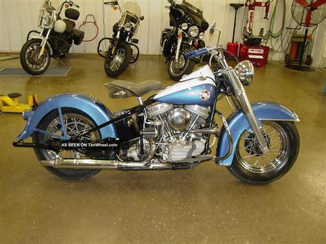1957 Harley Davidson Panhead by 1957 Harley Davidson Panhead