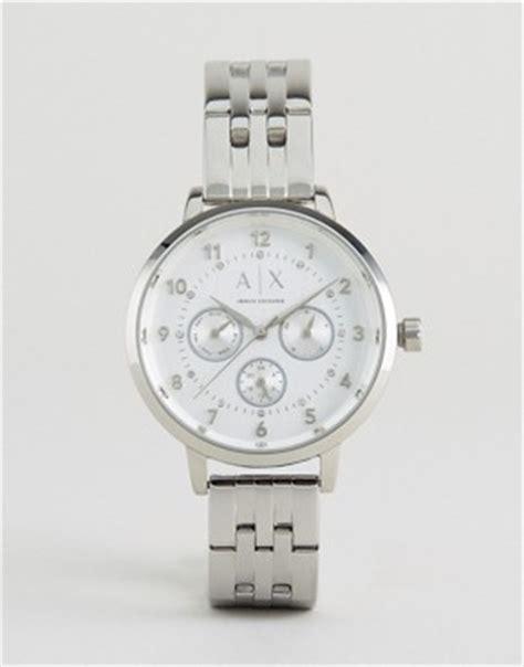 Armani Exchange Ip Blue Liv armani exchange watches s watches designer