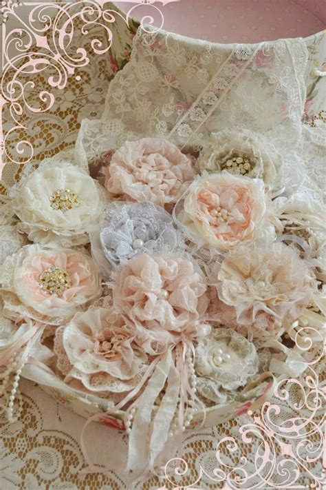 17 best images about fabric and lace collage books