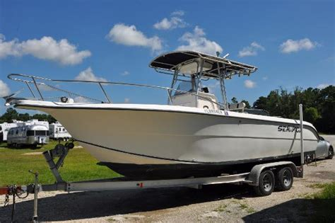 used sea fox boats for sale in florida used center console sea fox boats for sale boats