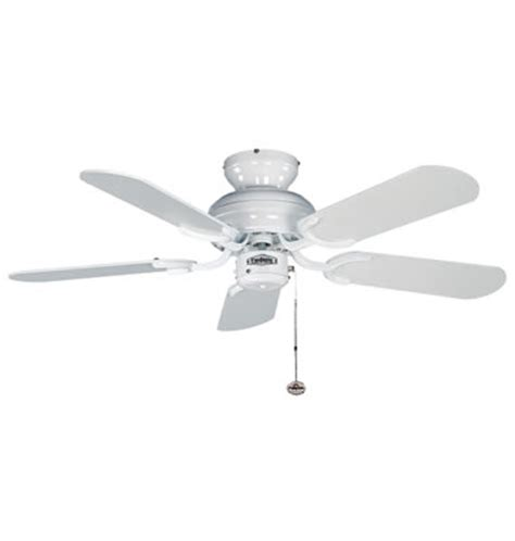 white ceiling fan no light fantasia 110200 36 quot gloss white ceiling fan no
