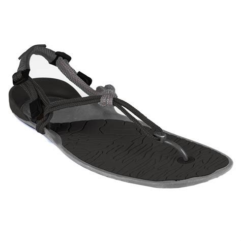 xero sandals xero shoes amuri cloud unisex barefoot sandal charcoal