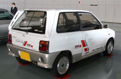 Suzuki Alto Works File Suzuki Alto Works Rs R Rear Jpg