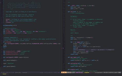 github vim tutorial screenshots 183 liuchengxu space vim wiki 183 github