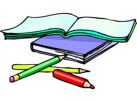 pictures of books and pencils pictures of books and pencils clipart best