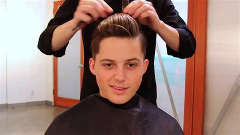 ask your toni guy stylist or technician today for a 2013 men s haircut tutorial 1920s inspired haircut 3 in