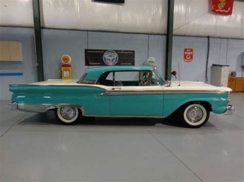 1959 ford fairlane for sale in circleville oh buy used 1959 ford fairlane 500 galaxie skyliner