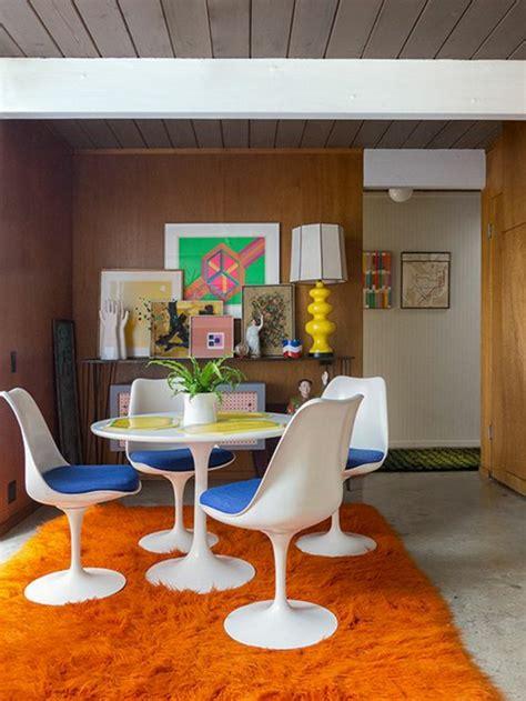 schöne moderne teppiche ein faszinierendes esszimmer einrichten 66 ideen