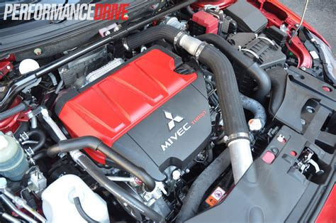 evolution mitsubishi engine 2014 mitsubishi lancer evolution x mr review video