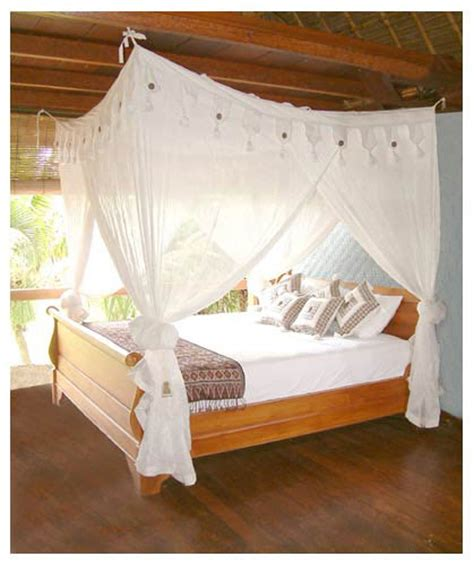 bed canopys best mosquito netting bed canopy sources apartment therapy