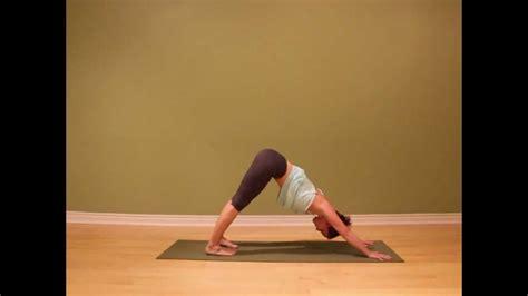 vinyasa yoga tutorial youtube strength building vinyasa flow yoga youtube