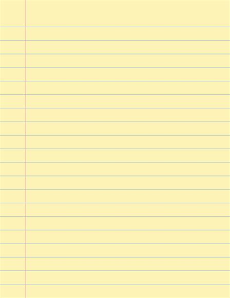 notebook paper template word popular sles templates
