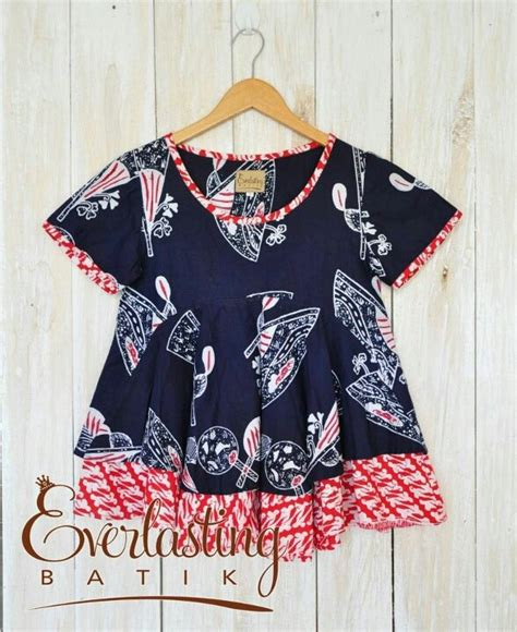 Baju Batik Everlasting everlasting batik indonesia style so
