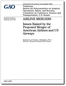 us airways american airlines merger implications the stengel angle airline mergers issues raised by the proposed merger of