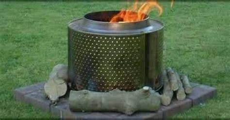 diy pit dryer drum dryer drum pit outdoors