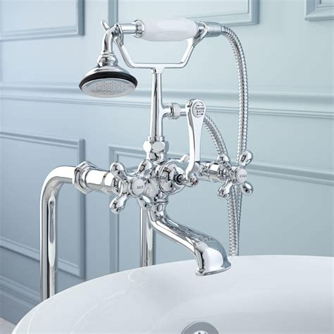 how to in bathtub plumbing freestanding telephone tub faucet supplies and