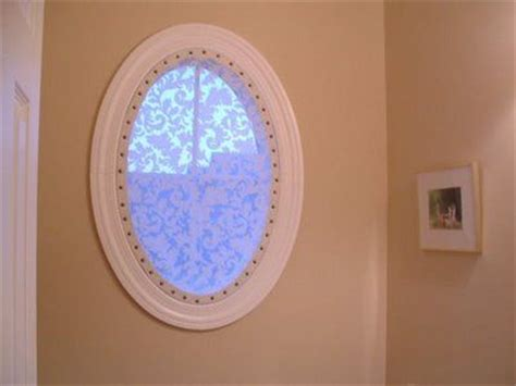 1000 Images About Round Window Curtain Ideas On Pinterest