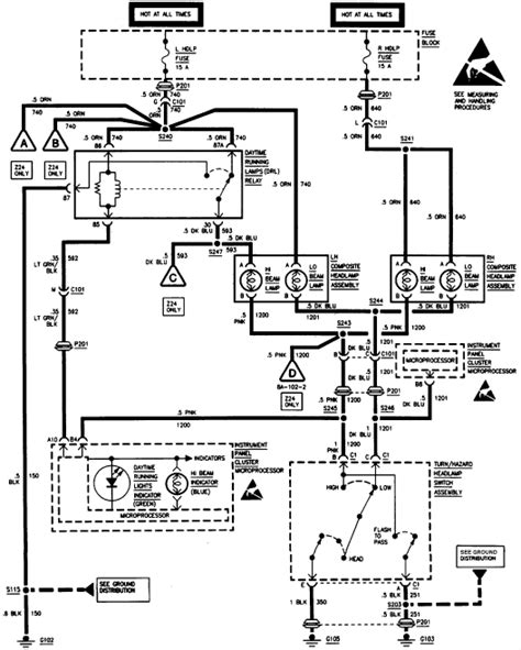 wiring diagram on 2001 dodge ram headlight switch wiring
