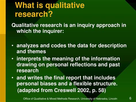 qualitative themes in research ppt principles of qualitative research designing a