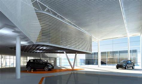 design center upgrades ford to upgrade german design center autoevolution