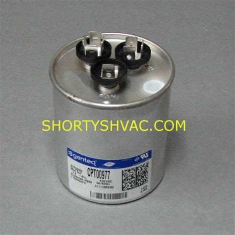 trane run capacitor trane dual run capacitor cpt00977 cpt00977 39 00 shortys pumps division of shortys hvac