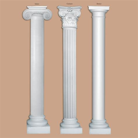 colonne da interno colonne per interni opere murarie quali archi e colonne