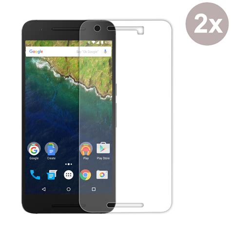 Huawei Nexus 6p Mirror Screen Protector nexus 6p tempered glass screen protector