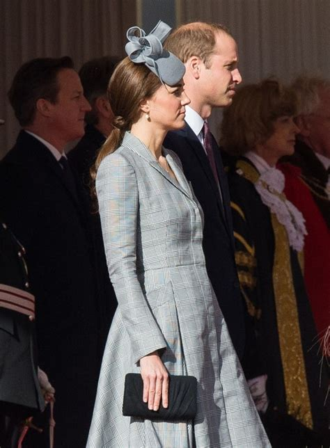 Joliea Mourning Anorexic by Prince William Kate The Guards Parade