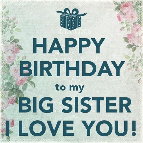 Happy Birthday Big Quotes by Happy Birthday To My Big I You Pictures
