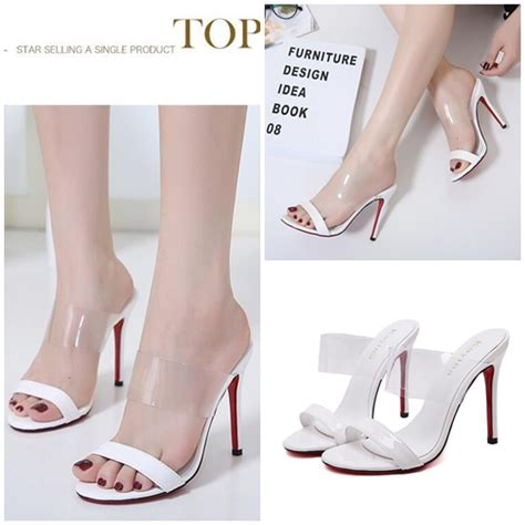 Tas Paket Sepatu 5in1 Tas Wedges Boot Sandal 5 In 1 Pita Diora jual shh98271 white sepatu heels transparan cantik 10cm grosirimpor