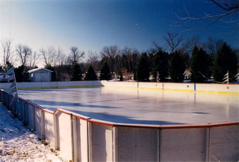 my backyard ice rink backyard ice rinks build a home ice rink and bring on the