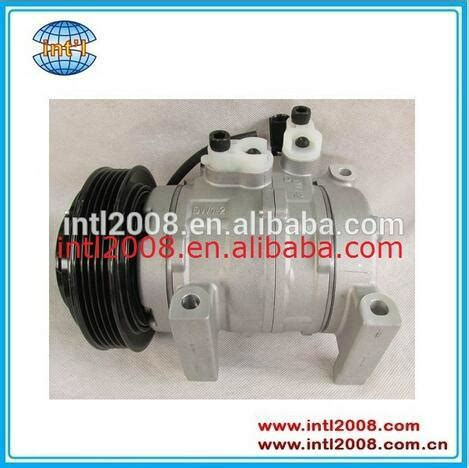 compressor type auto air conditioning electric ac compressor  hyundai hb intl xzc