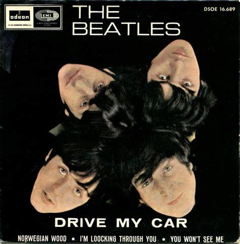 drive my car 45cat the beatles drive my car odeon spain