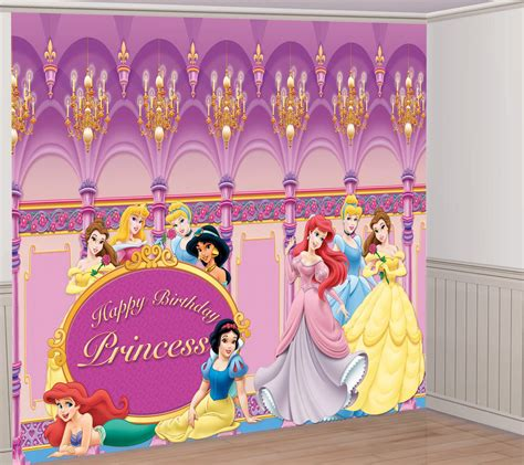 decorations disney princess decorations favors ideas