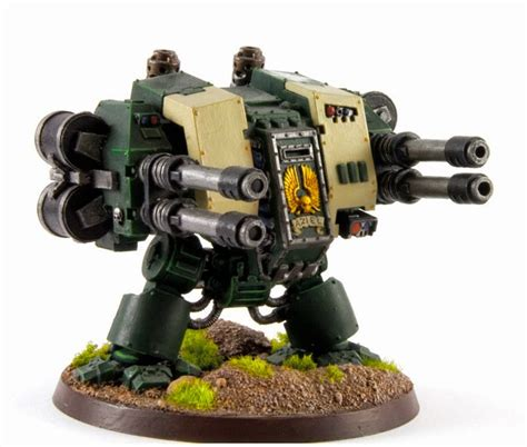 deredeo pattern dreadnought review space marines unit tactics mortis pattern dreadnaught
