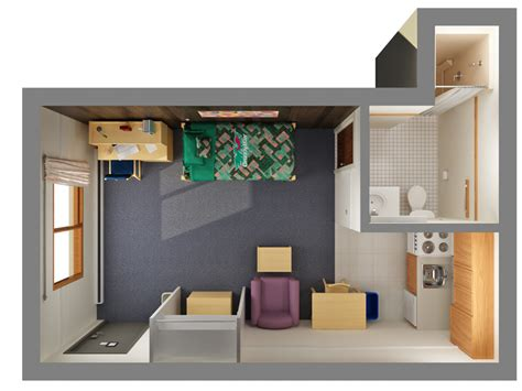 efficient apartment floor plans office of residence life university of