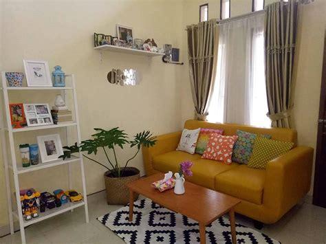 dekorasi ruang tamu kecil desain rumah minimalis terbaru