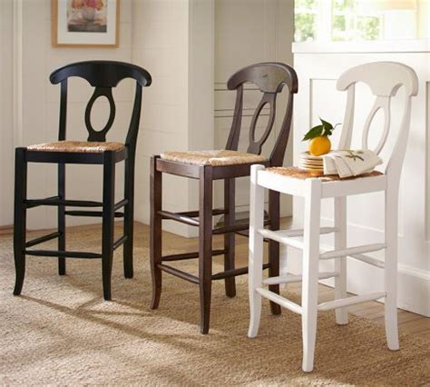 Pottery Barn Napoleon Counter Stools by Napoleon 174 Seat Chair Pottery Barn Dining Areas