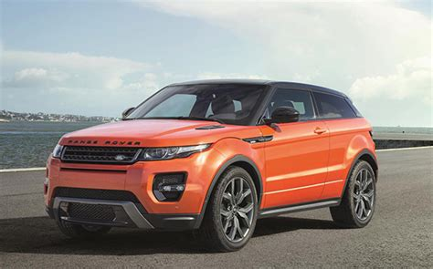 range rover evoque repair costs most and least reliable suvs and 4x4s december 2014