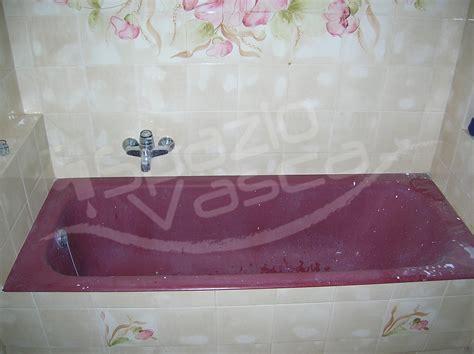 litri vasca da bagno a lade fatte decorazione mano